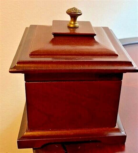 bombay jewelry box cherry